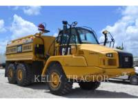 Equipment photo CATERPILLAR 725C CAMIONS CITERNE A EAU 1