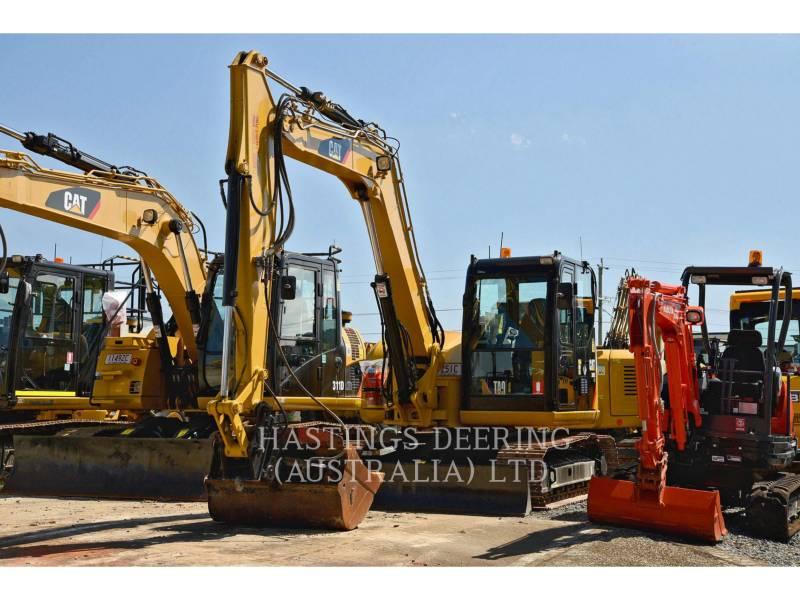 CATERPILLAR トラック油圧ショベル 308ECRSB equipment  photo 1