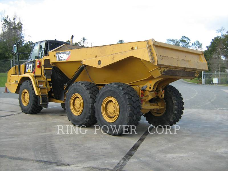 CATERPILLAR ARTICULATED TRUCKS 725CTG equipment  photo 3