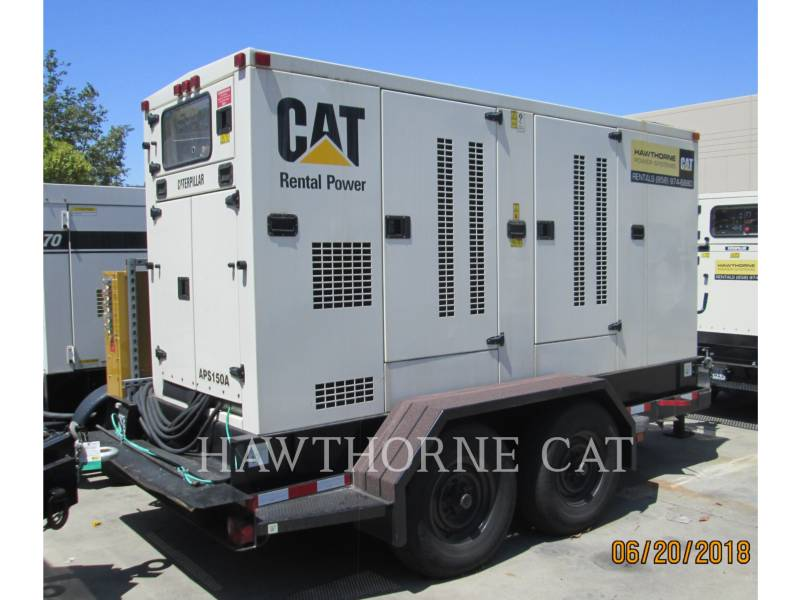 OTHER PORTABLE GENERATOR SETS APS150A equipment  photo 1