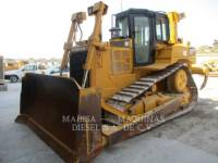 Equipment photo CATERPILLAR D 6 T TRACTOR OP RUPSBANDEN MIJNBOUW 1