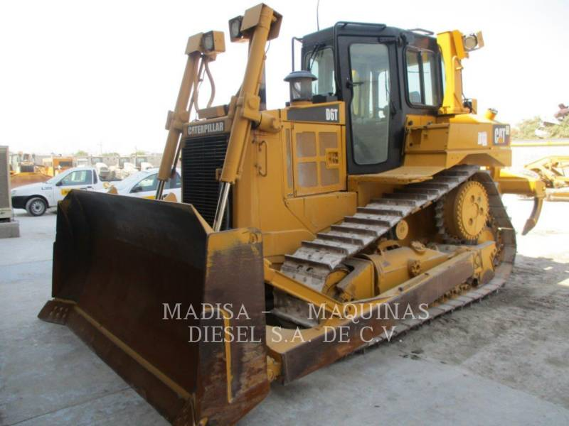 CATERPILLAR MINING TRACK TYPE TRACTOR D 6 T equipment  photo 1