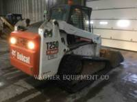 BOBCAT SKID STEER LOADERS T250 equipment  photo 3