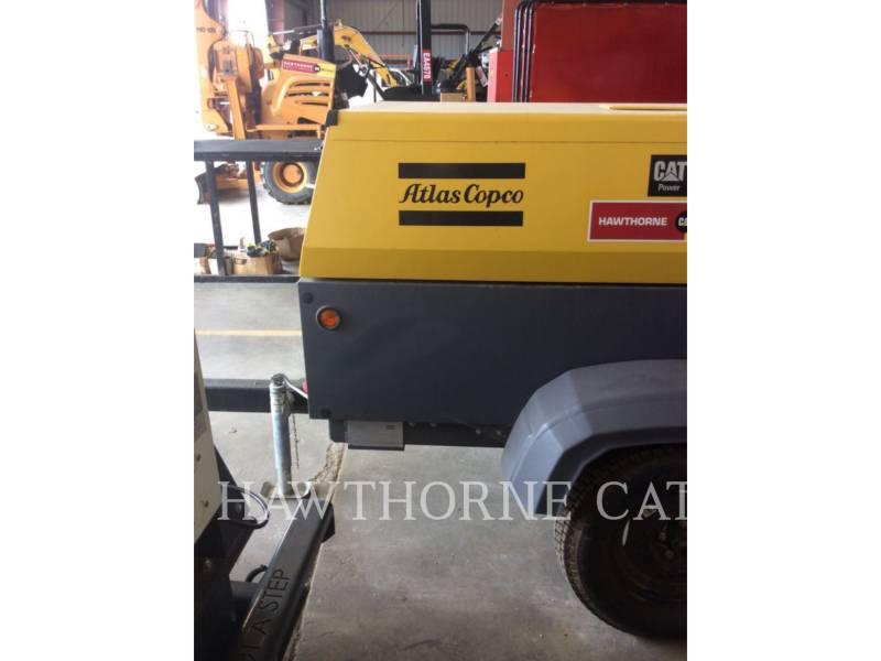 ATLAS-COPCO AIR COMPRESSOR (OBS) 185 XAS equipment  photo 2