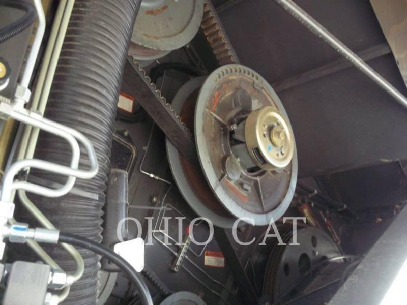 CLAAS OF AMERICA COMBINADOS LEX750TT equipment  photo 17