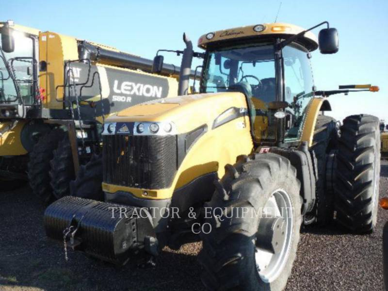 AGCO AG TRACTORS MT675C equipment  photo 1