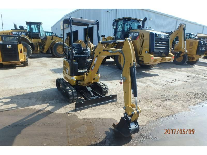 CATERPILLAR ESCAVADEIRAS 301.7DCR equipment  photo 2