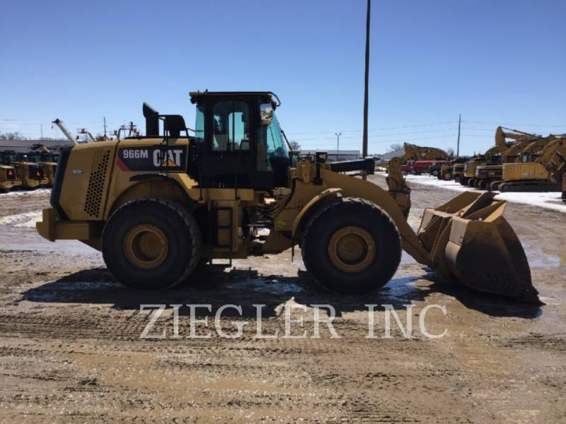 CATERPILLAR PALA GOMMATA DA MINIERA 966M equipment  photo 6