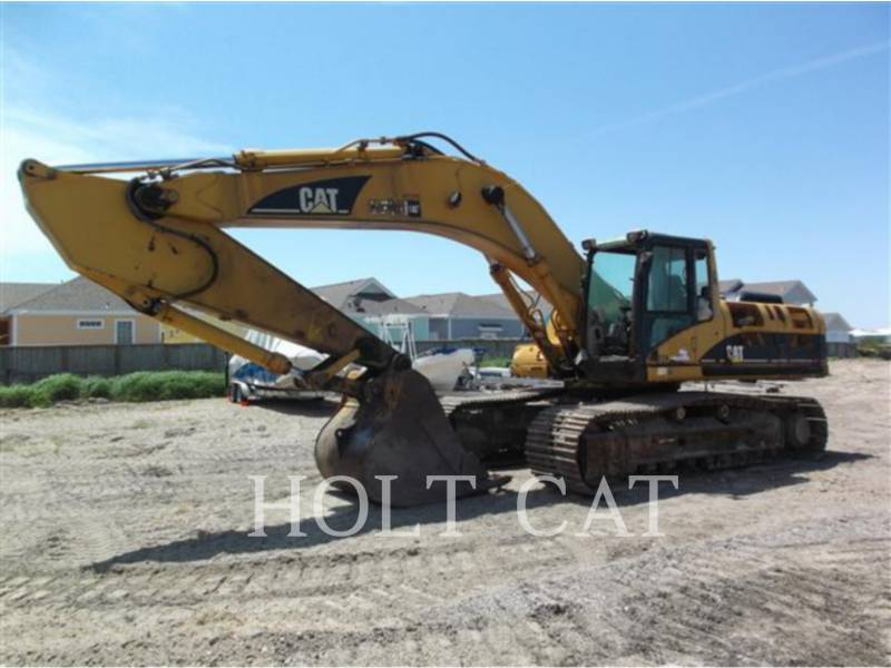 CATERPILLAR TRACK EXCAVATORS 330CL equipment  photo 1
