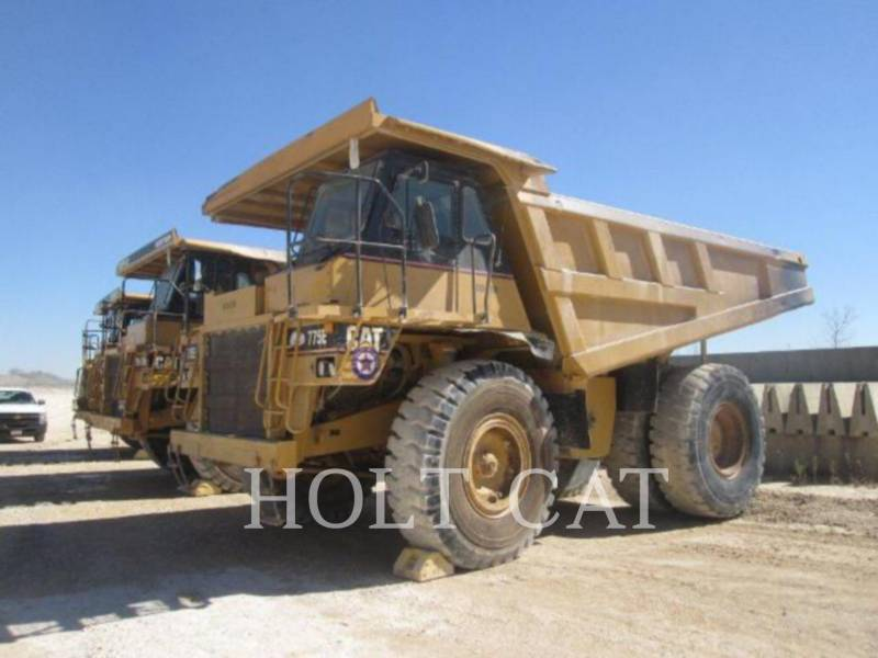 Caterpillar CAMIOANE PENTRU TEREN DIFICIL 775E equipment  photo 2