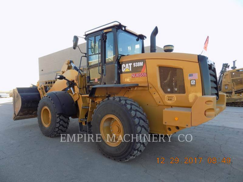 CATERPILLAR CARGADORES DE RUEDAS 938M FC equipment  photo 3