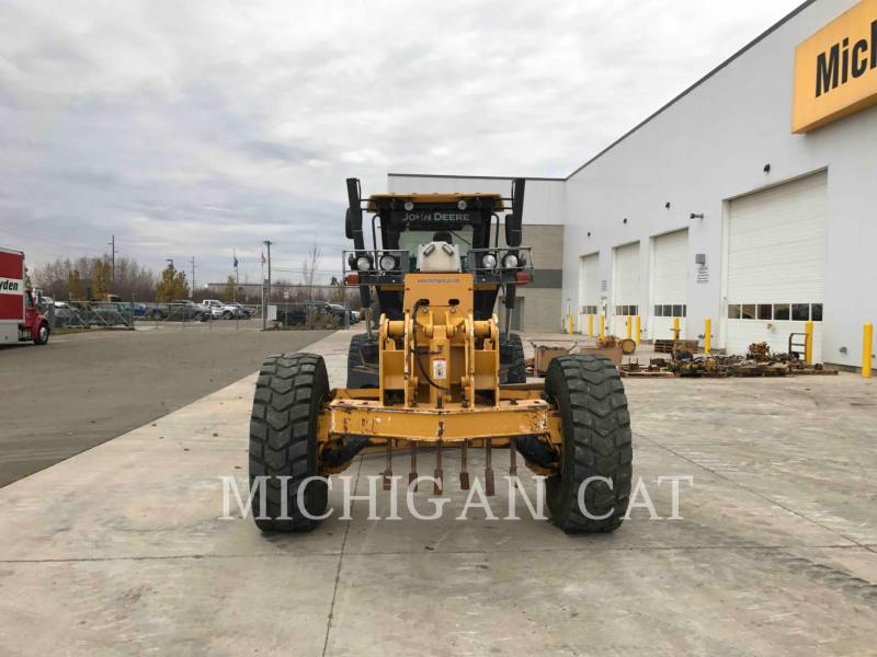 JOHN DEERE MOTOR GRADERS 772G equipment  photo 6