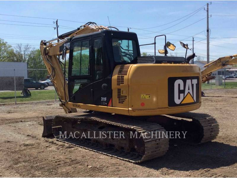 Caterpillar EXCAVATOARE PE ŞENILE 311F equipment  photo 4