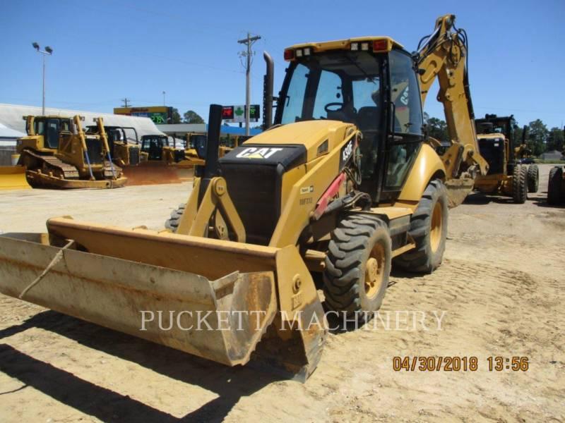 CATERPILLAR BACKHOE LOADERS 430FST equipment  photo 1
