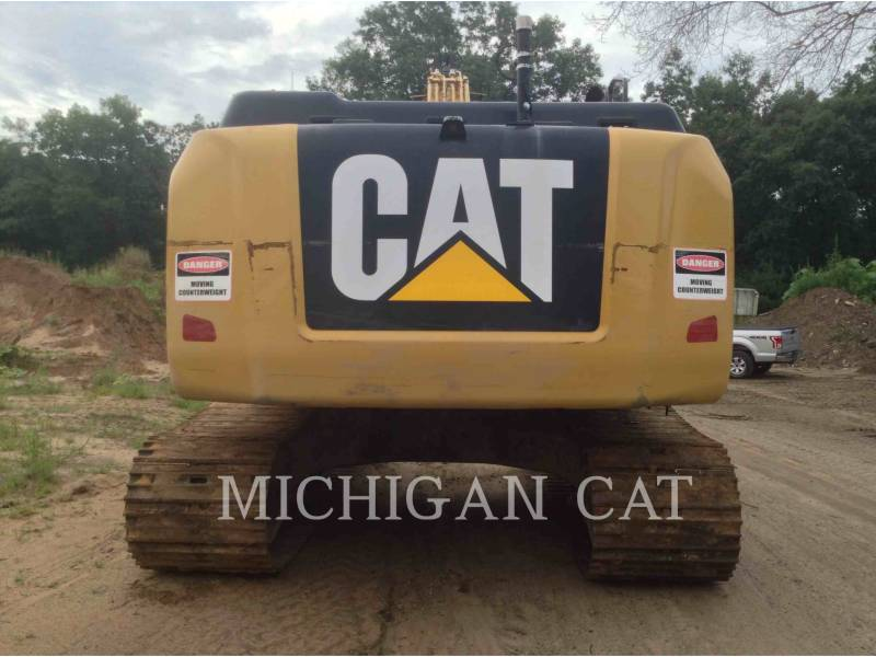 CATERPILLAR TRACK EXCAVATORS 324EL P equipment  photo 13