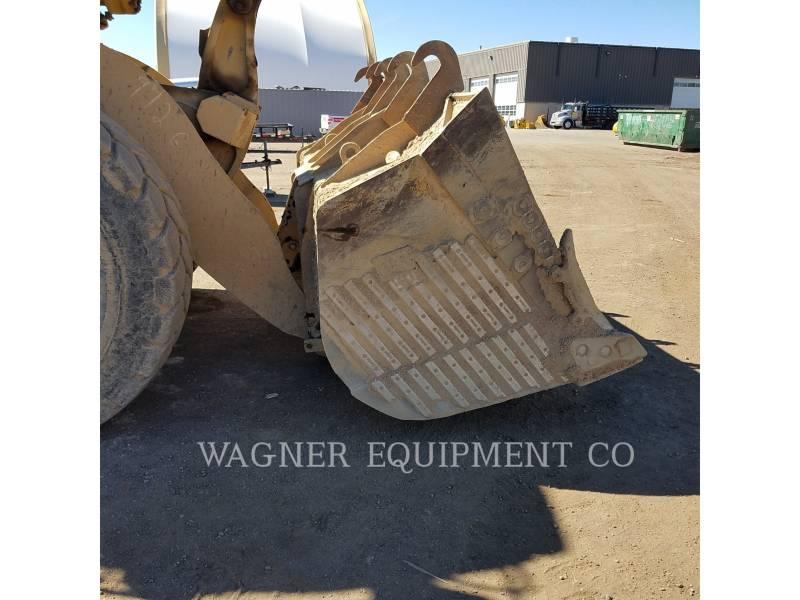 CATERPILLAR RADLADER/INDUSTRIE-RADLADER 972H equipment  photo 8