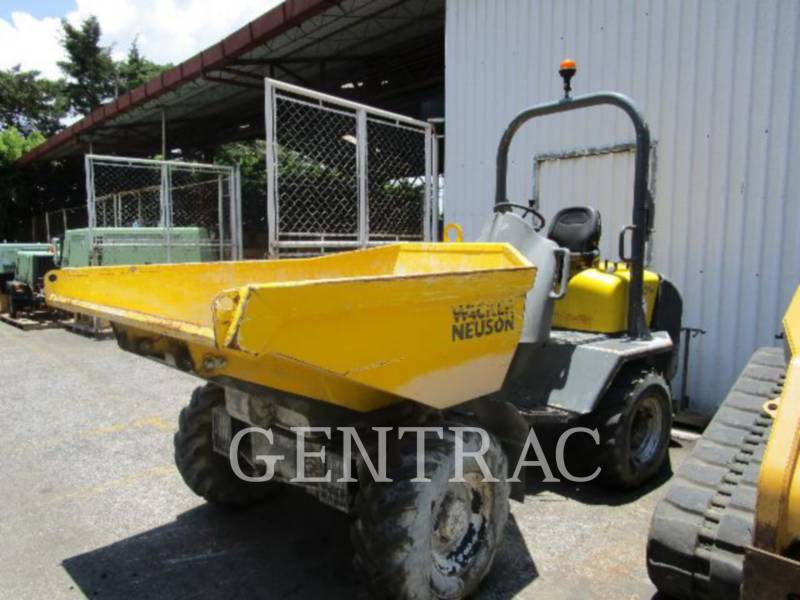 WACKER CORPORATION VEHICULES UTILITAIRES 3001 equipment  photo 1
