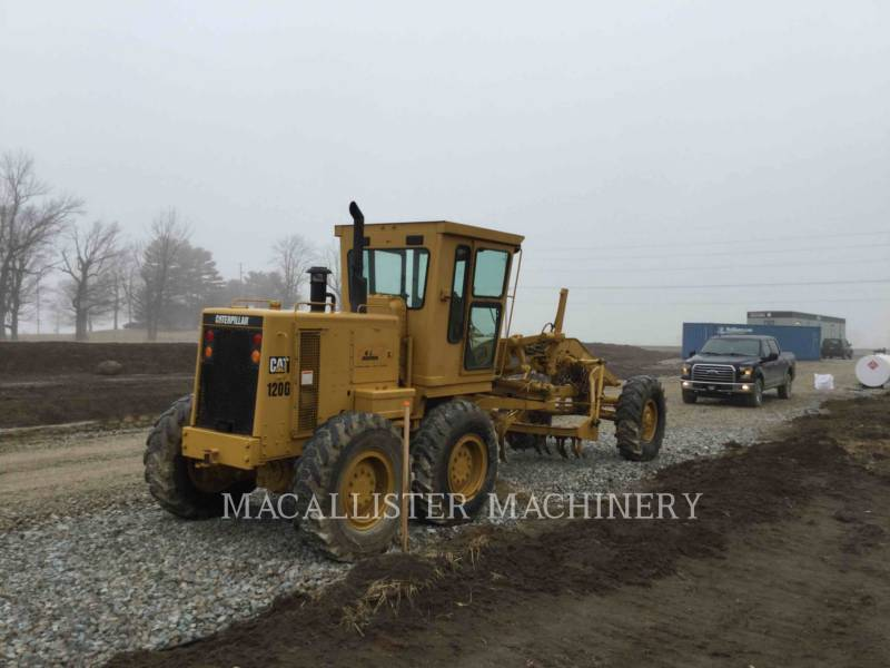 CATERPILLAR MOTORGRADER 120G equipment  photo 10