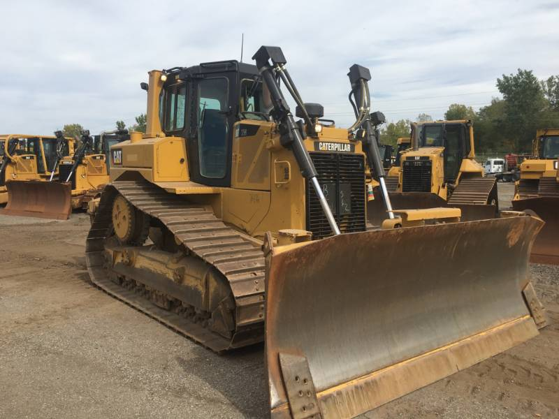 CATERPILLAR CIĄGNIKI GĄSIENICOWE D6TXWVP equipment  photo 7
