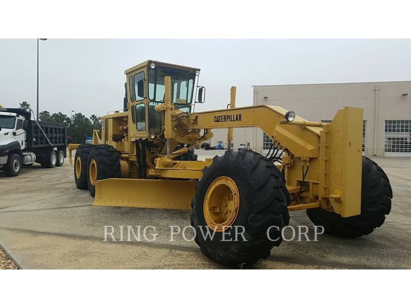 CATERPILLAR MOTORGRADER 16G equipment  photo 2