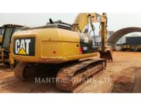 Equipment photo CATERPILLAR 320 D 2 REACH TRACK EXCAVATORS 1