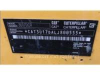 CATERPILLAR TRACK EXCAVATORS 301.7DCR equipment  photo 12