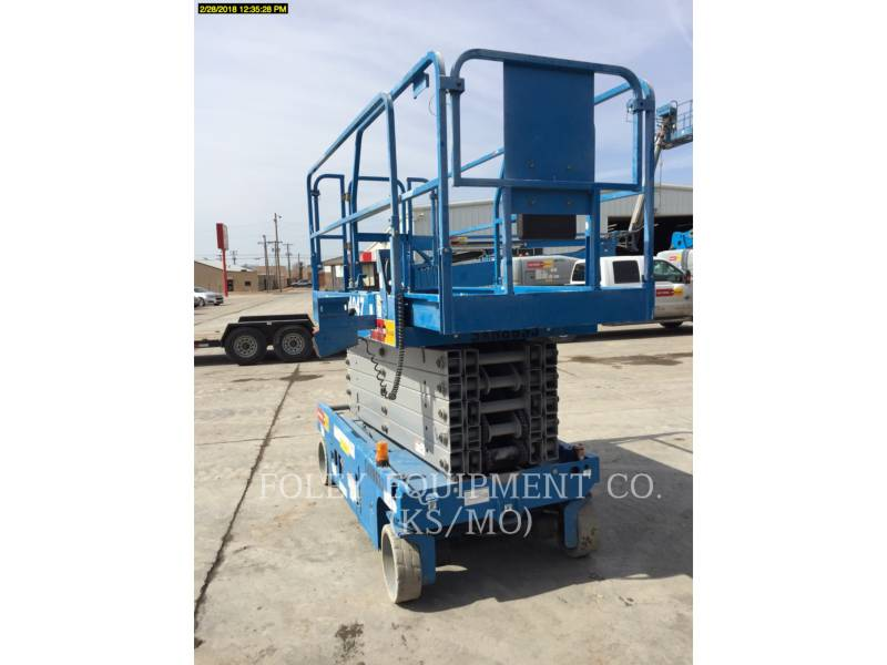 GENIE INDUSTRIES LIFT - SCISSOR GS4047 equipment  photo 4