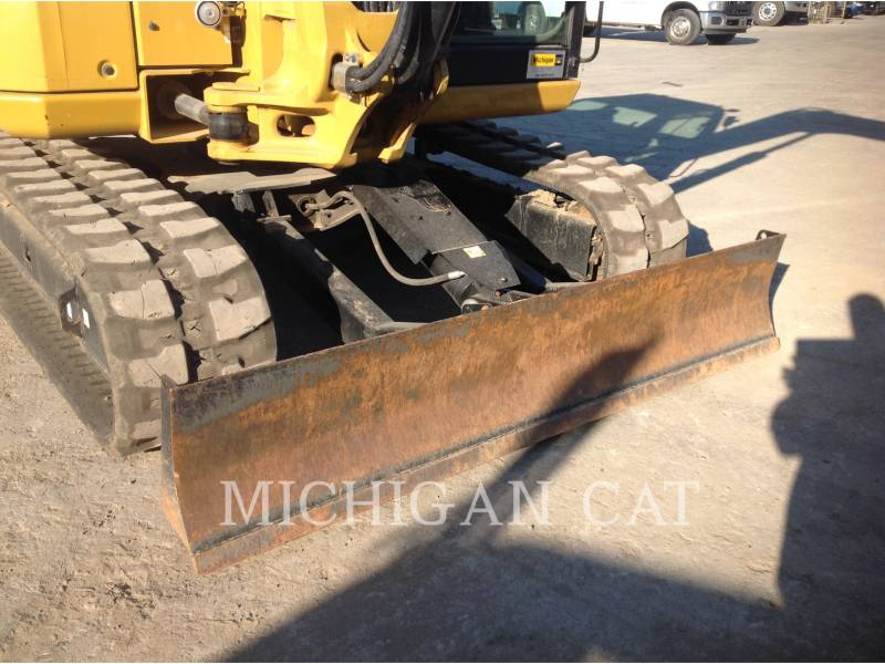 CATERPILLAR PELLES SUR CHAINES 308E2 R equipment  photo 19