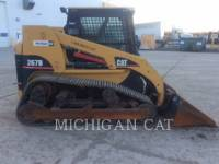CATERPILLAR CHARGEURS TOUT TERRAIN 267B AQ equipment  photo 12