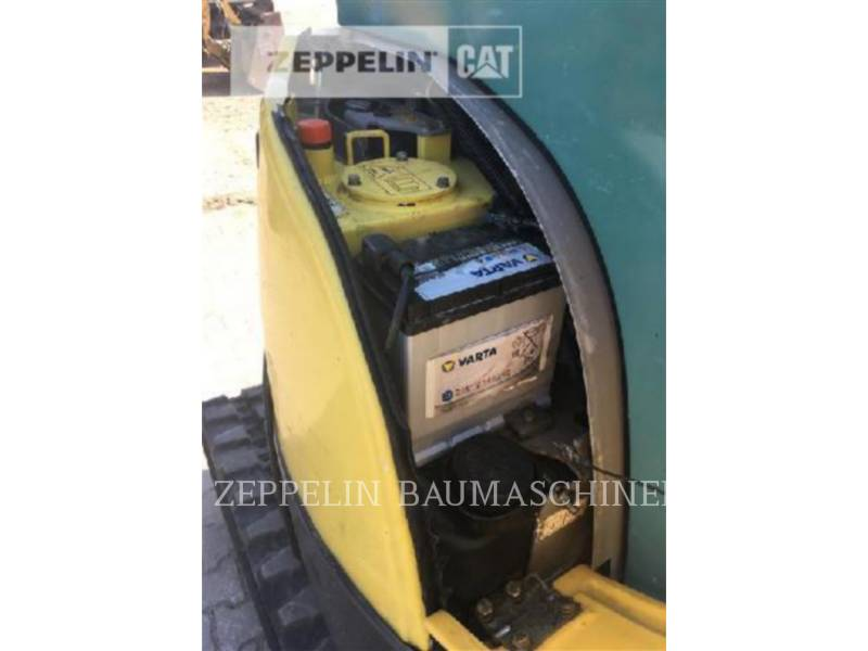 YANMAR KETTEN-HYDRAULIKBAGGER VIO25-4 equipment  photo 16