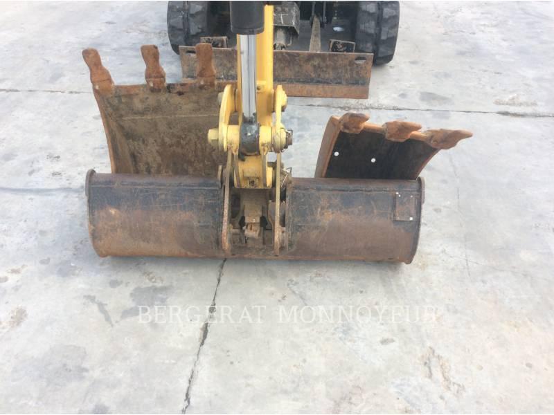 CATERPILLAR KETTEN-HYDRAULIKBAGGER 301.7D equipment  photo 7