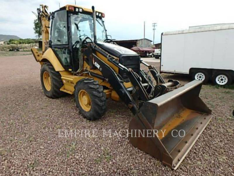 CATERPILLAR BACKHOE LOADERS 420E 4ECIP equipment  photo 6