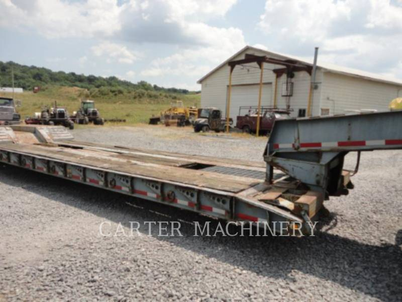 MISCELLANEOUS MFGRS RIMORCHI TRAILER equipment  photo 4