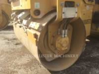 CATERPILLAR TANDEMOWY WALEC WIBRACYJNY DO ASFALTU (STAL-STAL) CB24B equipment  photo 13