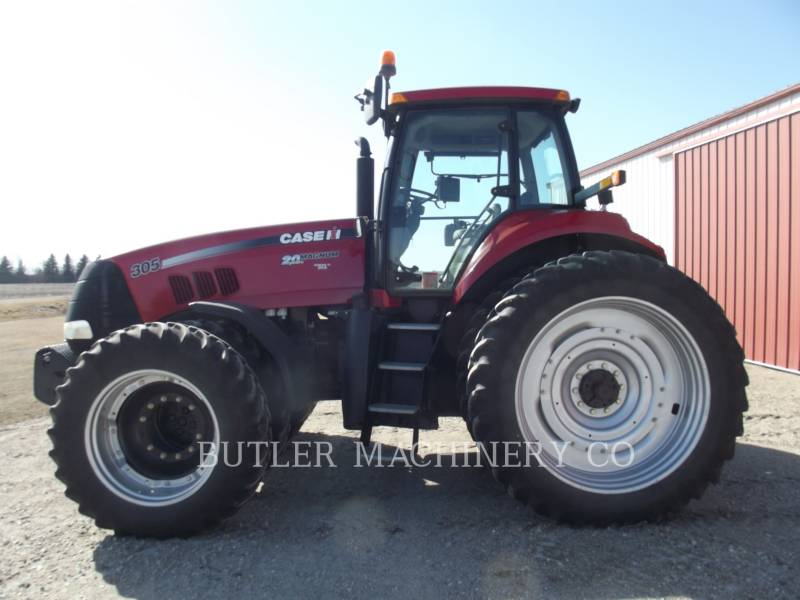 CASE/INTERNATIONAL HARVESTER TRACTORES AGRÍCOLAS MAGNUM 305 equipment  photo 17