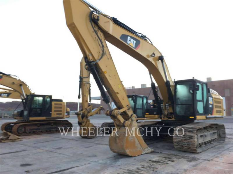 CATERPILLAR KETTEN-HYDRAULIKBAGGER 336E L DC4 equipment  photo 1