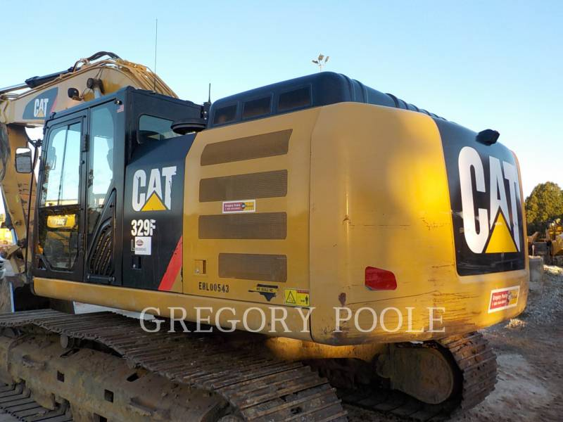CATERPILLAR トラック油圧ショベル 329FL equipment  photo 8