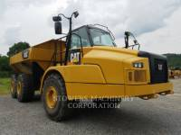 Caterpillar CAMIOANE ARTICULATE 745C equipment  photo 4