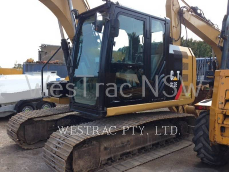 CATERPILLAR EXCAVADORAS DE CADENAS 312E equipment  photo 1