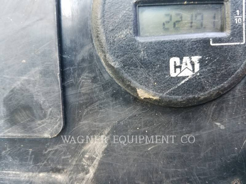 CATERPILLAR TRACK EXCAVATORS 308E2 THB equipment  photo 6