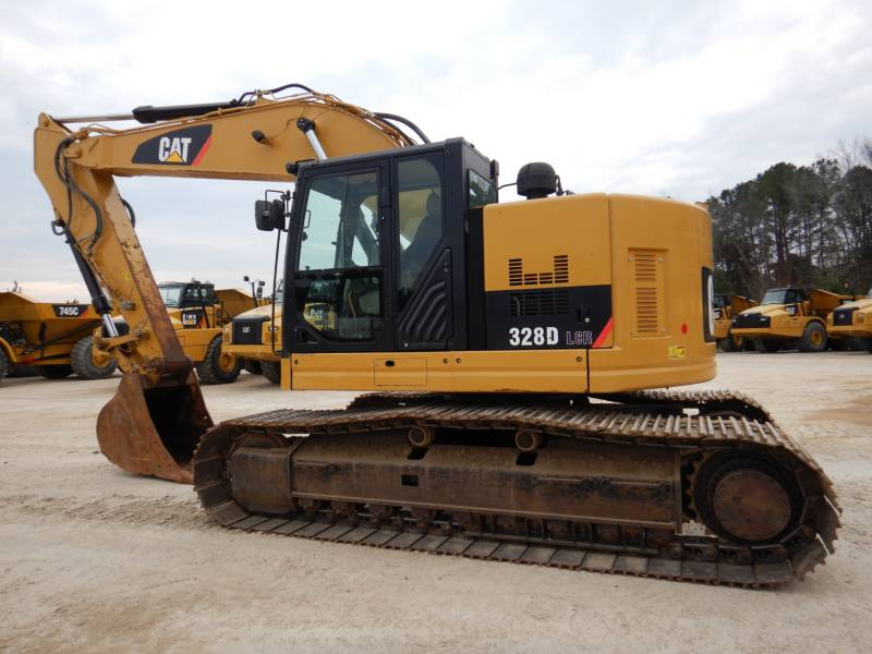 CATERPILLAR TRACK EXCAVATORS 328DLCR equipment  photo 5