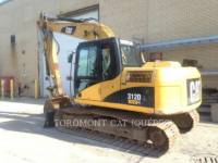 CATERPILLAR TRACK EXCAVATORS 312DL equipment  photo 3