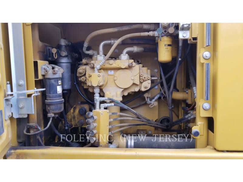 CATERPILLAR KETTEN-HYDRAULIKBAGGER 320EL equipment  photo 11