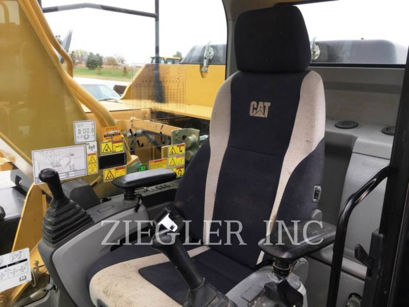 CATERPILLAR KETTEN-HYDRAULIKBAGGER 316EL equipment  photo 5