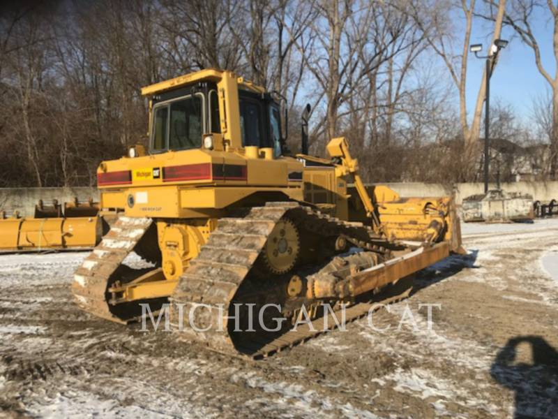 CATERPILLAR TRACK TYPE TRACTORS D6RL C equipment  photo 4