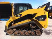 CATERPILLAR CHARGEURS COMPACTS RIGIDES 297C equipment  photo 4