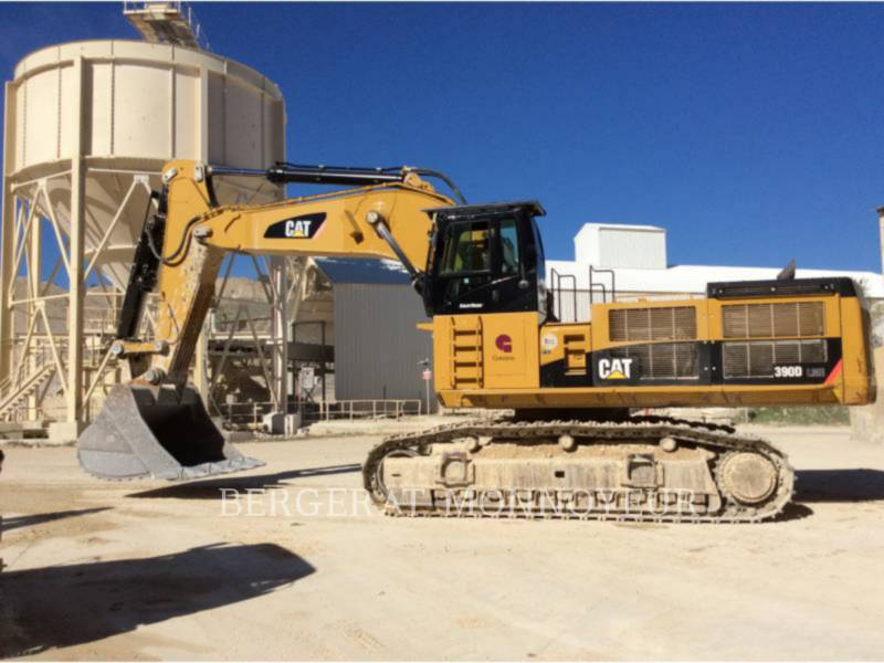 CATERPILLAR EXCAVADORAS DE CADENAS 390D equipment  photo 5
