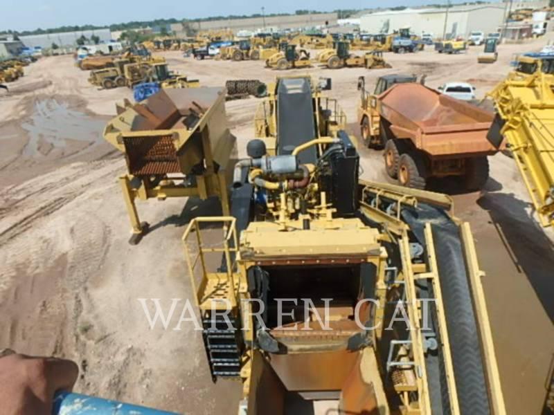 CATERPILLAR  FRANTOIO RDS-20 equipment  photo 2