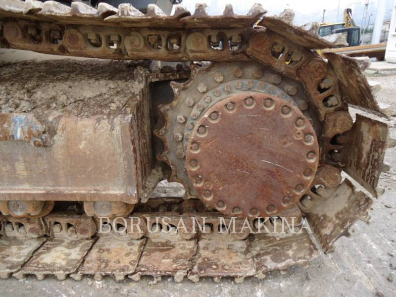 HITACHI MINING SHOVEL / EXCAVATOR ZX350LCH-3 equipment  photo 8