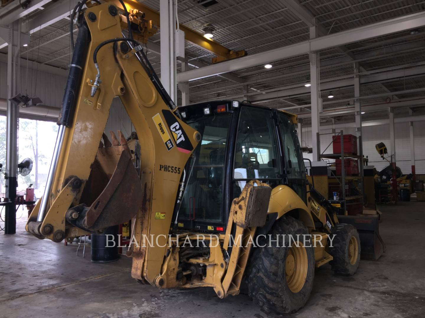 Detail photo of 2009 Caterpillar 420E IT from Construction Equipment Guide